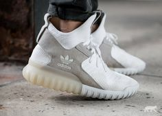 adidas Originals Tubular X Primeknit: White