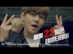 BTS V / Kim Taehyung's deep voice compilation <3 <3 <3