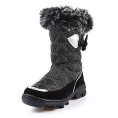 94752d9efd4af back to basics Orgrimmar Children Girls Warm Snow Boots Warm Snow Boots