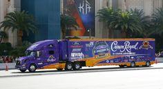 NASCAR, Volvo, Crown Royal, Roush Racing, Ford, Transporter, Hauler