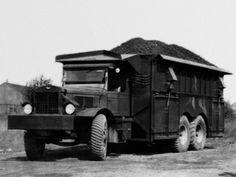Mack FCSW Coal Truck '1937