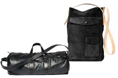 Name: Basil Racuk Established: 2008 Signature Style: Rustic, sophisticated, and timeless. Perfect For: Men and women who like their luxury with an artisanal experience. Price Range: $120 to $6,000 From left: Basil Racuk Duffel, 1,628 to 1,848, available at Basil Racuk; Basil Racuk Monterey Bag, $228, available at Basil Racuk. #refinery29 http://www.refinery29.com/san-francisco-designers#slide-4