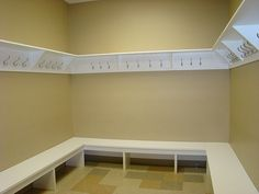 coat/shoe area? like the cubbies and shelves to keep it all off the floor! Prob…