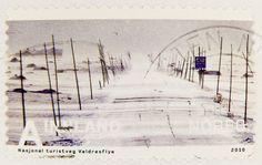 beautiful stamp Noreg Norge Innland A-Class postzegel Norwegen Norway timbre briefmarke by stampolina, via Flickr