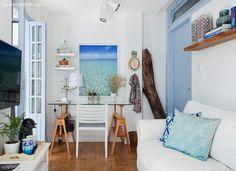 05-decoracao-sala-estar-pequena-praia-azul-quadro-mar.jpg (900×655)