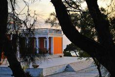 Παλατάκι- Ηλιοβασίλεμα στην Καλαμαριά
