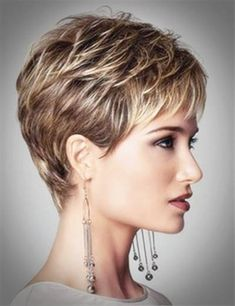 Today we have the most stylish 86 Cute Short Pixie Haircuts. We claim that you have never seen such elegant and eye-catching short hairstyles before. Pixie haircut, of course, offers a lot of options for the hair of the ladies'… Continue Reading → Short Pixie Haircuts, Short Hairstyles For Women, Hairstyles With Bangs, Cool Hairstyles, Pixie Hairstyles, Hairstyle Ideas, Glasses Hairstyles, Sassy Haircuts, Blonde Hairstyles