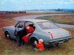 Toyota Carina TA12 1971