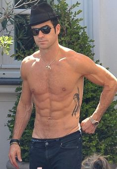 Justin Theroux-well hello sir