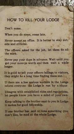 """How to kill a masonic lodge"" Masonic Art, Masonic Lodge, Masonic Symbols, Freemason Tattoo, Famous Freemasons, Illuminati Conspiracy, Eastern Star, Freemasonry, Knights Templar"