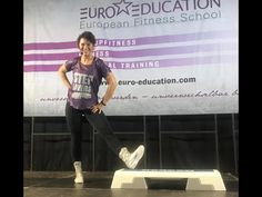 Step Master Class - Euro Meeting München 2019 - YouTube Step Aerobics, Master Class, Euro, Train, School, Music, Fitness, Youtube, Musica