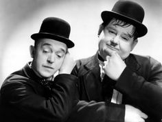 Laurel and Hardy...Love them!!