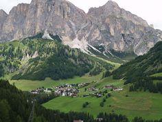 Corvara in Alta Badia The Dolomite Alps by barryryan88
