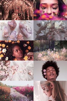 flower fairy aesthetic by Skogsra