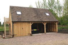 Mitre Oak is a family run business based in Worcestershire providing bespoke oak garden rooms, oak garages, oak garage kits.
