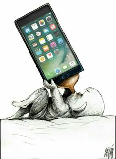 101 Thought-Provoking Illustrations By Angel Boligan Pictures With Deep Meaning, Art With Meaning, Deep Images, Satire, Social Media Art, Meaningful Pictures, Satirical Illustrations, Deep Art, Reality Of Life