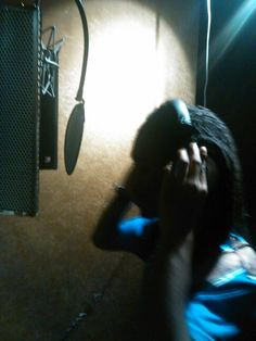 Something Serious in the booth