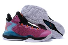 best service 05811 0d213 Jordan Super.Fly 3 Fusion Pink Tropical Teal Electro Orange 684933 625 Buy  Nike Shoes