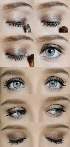 Quick and Easy Smoky Eye!! #makeup #beauty #formalapproach