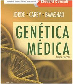 Genética médica / Lynn B. Jorde, John C. Carey, Michael J. Bamshad. Elsevier, D.L. 2016 ----------------------- Bibliografía recomendada: BIOLOXÍA HUMANA, Grao de medicina, 1º