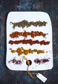 Spices. Stefania Giorgi Photography. www.theillusionist.photo
