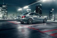 Mercedes-Benz C-Klasse (W205) by Tomek Olszowski
