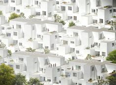 Gallery of Alvenaria Social Housing Competition Entry / fala atelier - 1