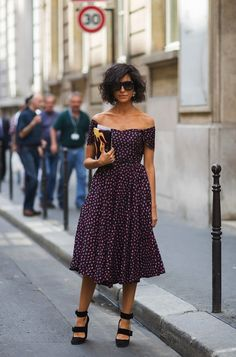 #1 Necklines and Neckwear: Off-the-shoulder