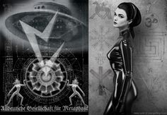 Maria Orsic and the Vril Society