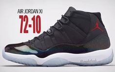 72-10 jordan to be released Dec 19th size 11-11.5 (must have)