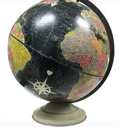 Custom Marriage Globe #luvocracy #weddinggift #design