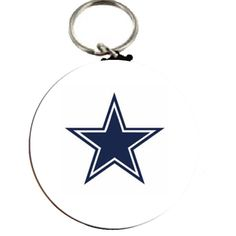 NFL Dallas Cowboys Keychain 2.25| www.balligifts.com Nfl Dallas Cowboys, Nfl Sports
