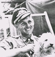 583px-Erich_hartmann_front The worlds most successful fighter pilot. 352 aerial victories in combat.