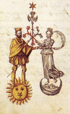Marriage of the Sun and the Moon