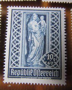 EBS Austria Österreich 1946 St Stephens Cathedral Gothic Art Mi. 791-800 MNH** in Stamps, Europe, Austria | eBay
