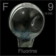 a study on the element fluorine Altered physicochemical properties as fluorine is the most electronegative element, its introduction into a molecule can alter electron distribution which can impact on the pka, dipole moment and.