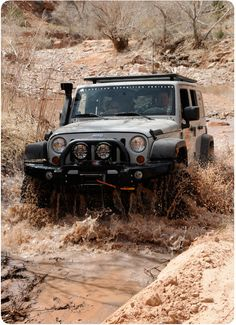 "Suspension: AEV 4.5"" DualSport SCWheel/Tire: AEV Black Savegre / 37/12.50/17 IROK Super SwamperLocation: Southern Utah  Download this image"