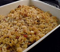 Easy And Delicious Apple Crumble Gluten Free) Recipe - Food.com