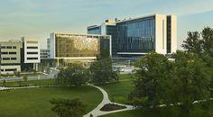 Sidney & Lois Eskenazi Hospital | Indianapolis
