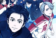 Figure skating anime hit Yuri!!! on Ice set to heat up theaters with all-new movie