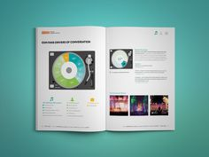 The EDM Audience Analysis on Behance