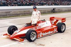 AJ Foyt 1982 Indy 500 March 82C-08
