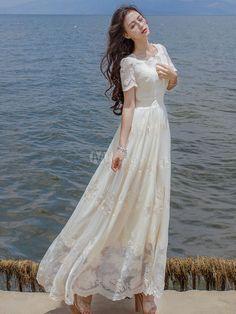 Les 14 meilleures images de robe mousseline | Robe