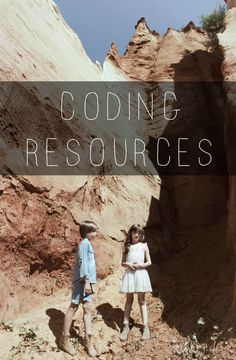 NOT VERY OBSESSED: CODING RESOURCES