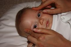 Baby Massage Tips to Relieve Discomfort from Colds and Teething