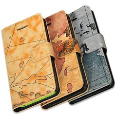 Fashion Lichee Grain Pattern PU Leather Case Cover For iPhone 5C #Iphone5c #iphone5c,