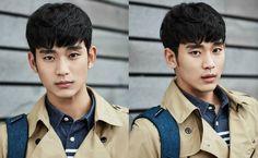 Kim Soo Hyun for Beanpole