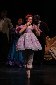 Baby Doll in the Nutcracker Ballet