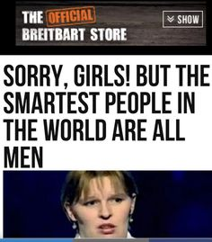 @slpng_giants  It's #internationalwomensday @Amazon showing support by placing ads on Breitbart and financially supporting articles like these.