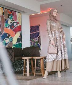 Dress Brokat Muslim, Dress Brokat Modern, Kebaya Muslim, Muslim Dress, Hijab Gown, Kebaya Hijab, Hijab Dress Party, Kebaya Dress, Dress Brukat